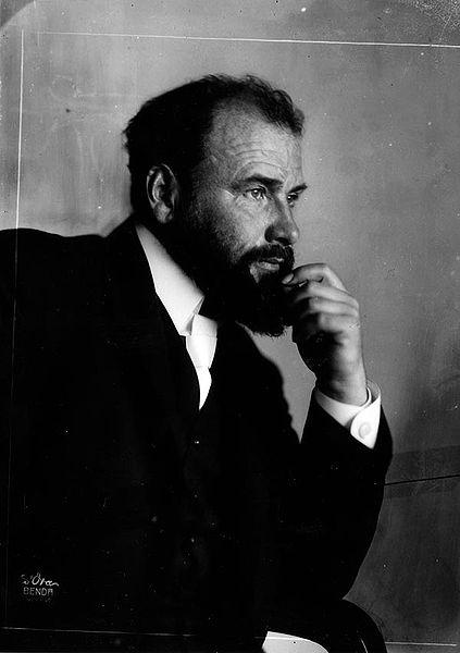 Gustav klimt for Biographie de klimt