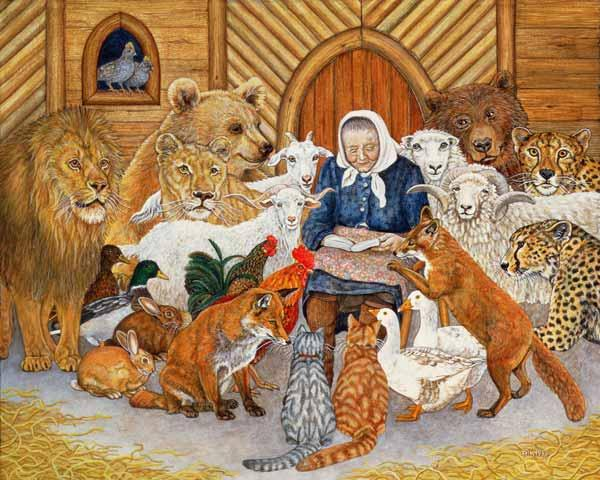 Bedtime Story on the Ark, 1994