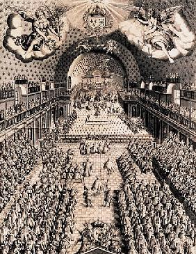 The Estates General at the Theatre Bourbon, 27th October 1614