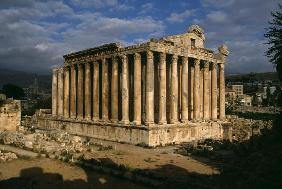 Temple of Bacchus, 2nd century AD (photo)
