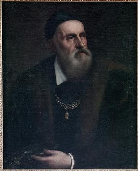 Self Portrait, c.1562