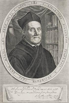 Portrait of Athanasius Kircher (1602-1680)