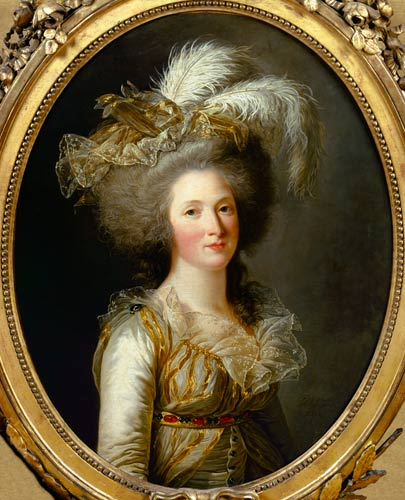 the overview of the painting by labille guiard Part i: portrait painting and the rise to prominence of eighteenth century women artists vigée le brun stated when writing her memoirs that it was difficult to.