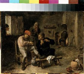 Tavern Scene (The Village Fiddler)