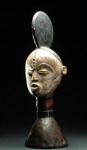 Headpiece, Cross River Ibo Culture, Nigeria
