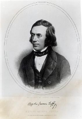 Charles Gavan Duffy, lithographed by H. O''Neill