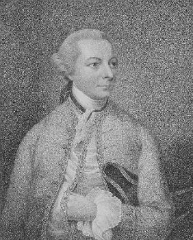 Christopher Anstey; engraved by Cantelowe Bestland
