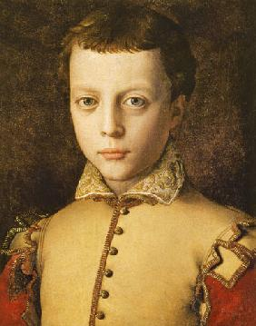 Portrait of Ferdinando de' Medici (1549-1609) (Ferdinand I, Grand Duke of Tuscany)