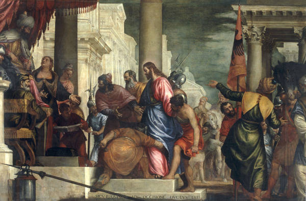 veronese trial The trial of veronese in 1573, the painter paolo caliari (a native of verona, and so more familiarly known as paolo veronese) was summoned before the venetian office of the inquisition.