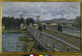 Sisley, Alfred : A.Sisley / Passerelle d''A...