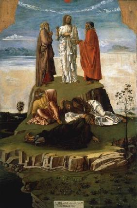 Giov.Bellini / Transfiguration du Christ