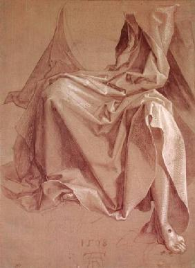 Study of the robes of Christ