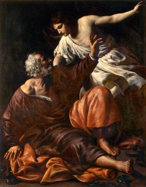 The Liberation of St. Peter
