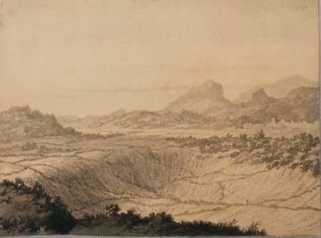 Alexander cozens en reproductions imprimes ou peintes sur - Peinture grey wash ...