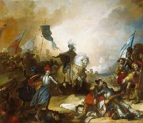 The Battle of Marignan, 14th September 1515