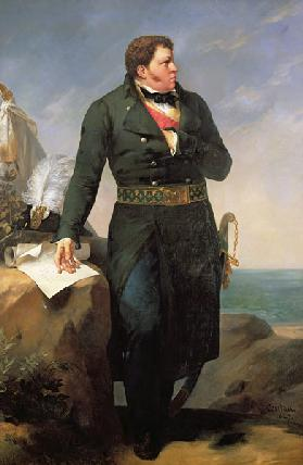 Portrait of Georges Cadoudal (1771-1804)