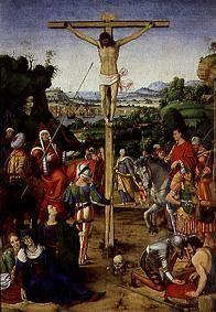 la crucifixion du Christ.