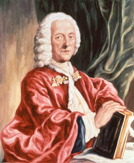 Georg Philip Telemann (1681-1767)