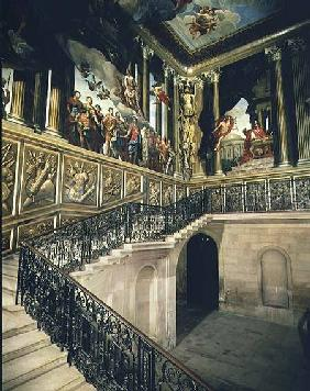 The King's Staircase
