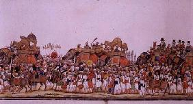 Procession of an Indian Prince