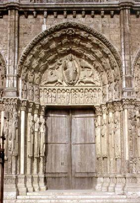 The Royal Portalcentral door