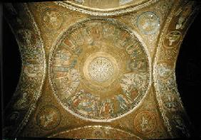 The Story of Josephmosaic from the 3rd Cupola in the Vestibule of San Marco Basilica