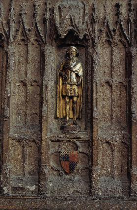 Statue of Lionel (1338-68) Duke of Clarence