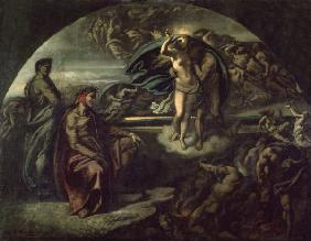 Dante & Virgil in Underworld