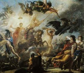 Allegory of the Battle of Austerlitz