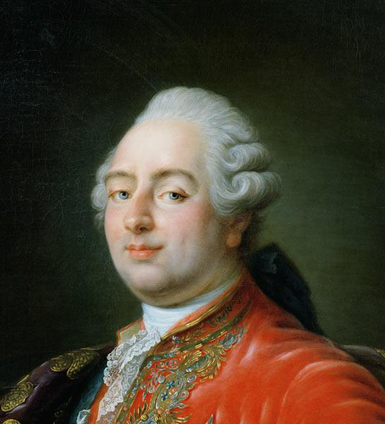 Louis XVI (1754-93) 1786 (detail of 180025)