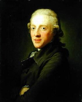 Portrait of F.J.L. Meyer (1760-1844)