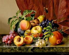 Anton Hartinger - nature morte