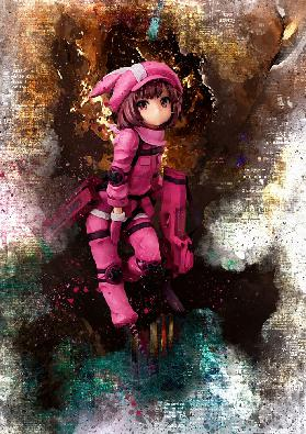 Sword Art Online Alternative Gun Gale