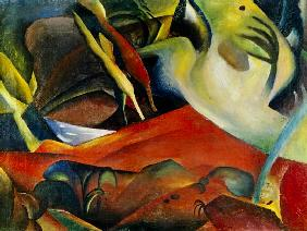 Macke, August : The Storm