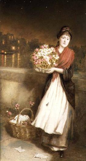 A London Flower Girl