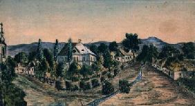 View of a Country Village
