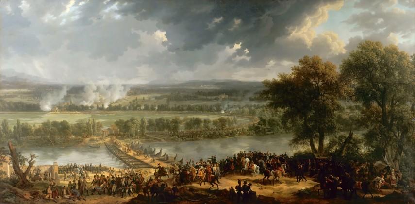 the battle of arcole 15 17 november 179 baron louis albert bacler d 39 al. Black Bedroom Furniture Sets. Home Design Ideas
