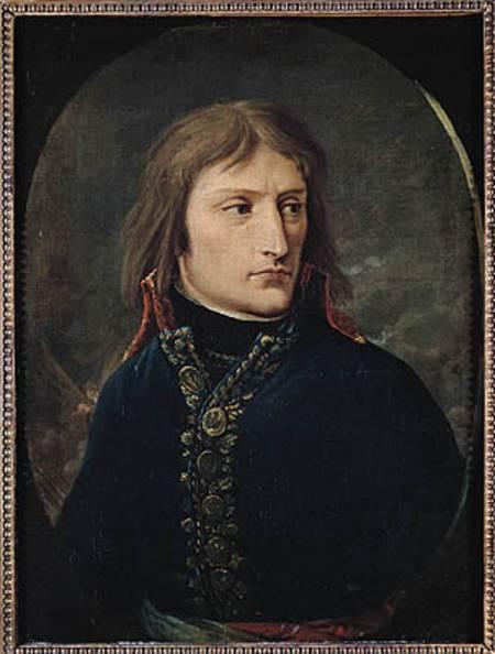Napoleon bonaparte 1769 1821 as genera baron louis albert bacler d 39 al - Louis albert de breuil ...