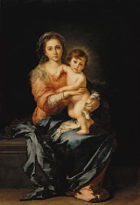 Madonna and Child, after 1638