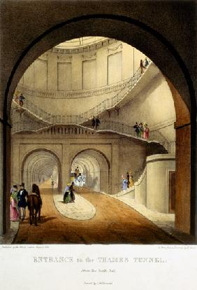Entrance to the Thames Tunnel