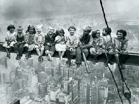 Kids over New York
