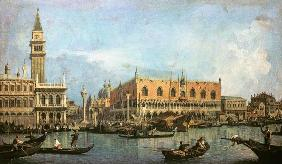 The Molo and the Piazzetta San Marco, Venice