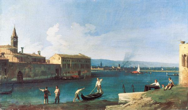 View of San Michele in Isola, Venice