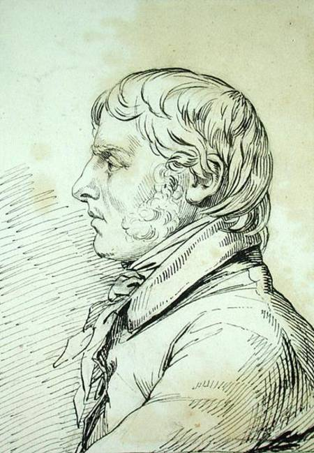 Caspar David Friedrich - autoportrait