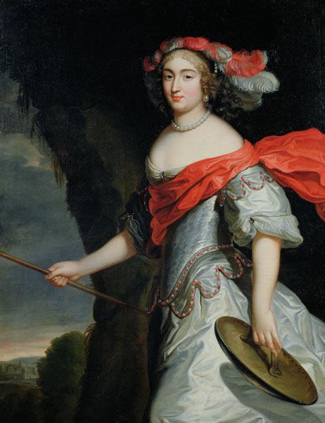 La Grande Mademoiselle - Charles Beaubrun en reproduction imprimée ...