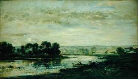 Evening on the Oise