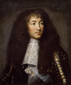 Portrait de Louis XIV (1638-1715)