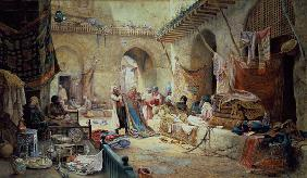 Carpet Bazaar, Cairo