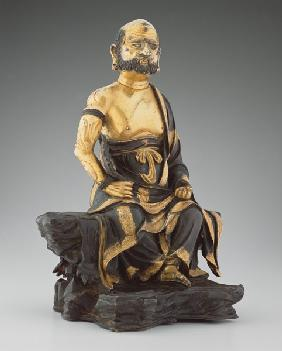Figure of Bodhidharma, Ming dynasty