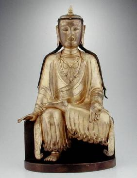 Figure of Avalokitesvara Guanyin